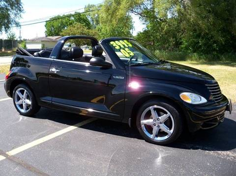 2005 Chrysler PT Cruiser for sale at Rose Auto Sales & Motorsports Inc in Mchenry IL