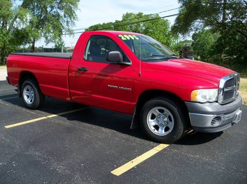 2002 Dodge Ram Pickup 1500 for sale at Rose Auto Sales & Motorsports Inc in Mchenry IL