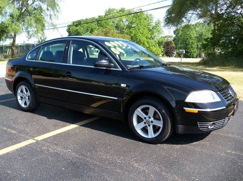 2004 Volkswagen Passat for sale at Rose Auto Sales & Motorsports Inc in Mchenry IL