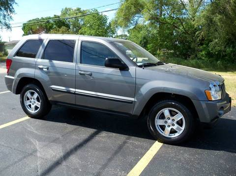 2007 Jeep Grand Cherokee for sale at Rose Auto Sales & Motorsports Inc in Mchenry IL