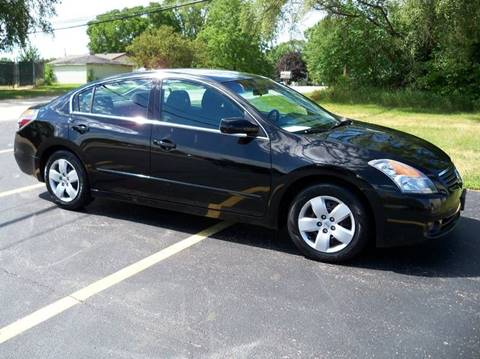 2008 Nissan Altima for sale at Rose Auto Sales & Motorsports Inc in Mchenry IL