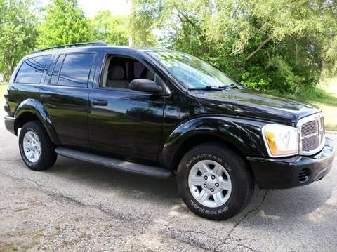 2005 Dodge Durango for sale at Rose Auto Sales & Motorsports Inc in Mchenry IL