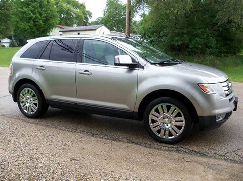 2008 Ford Edge for sale at Rose Auto Sales & Motorsports Inc in Mchenry IL