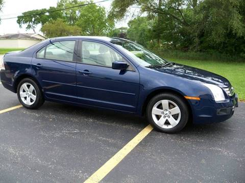 2007 Ford Fusion for sale at Rose Auto Sales & Motorsports Inc in Mchenry IL