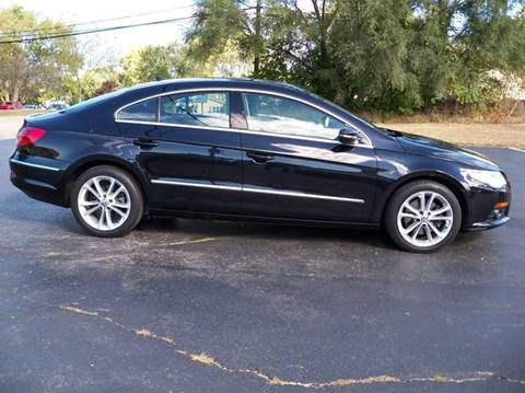 2009 Volkswagen CC for sale in Mchenry, IL