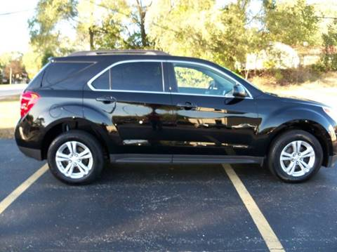 2013 Chevrolet Equinox for sale in Mchenry, IL