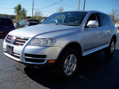 2007 Volkswagen Touareg for sale in Mchenry, IL