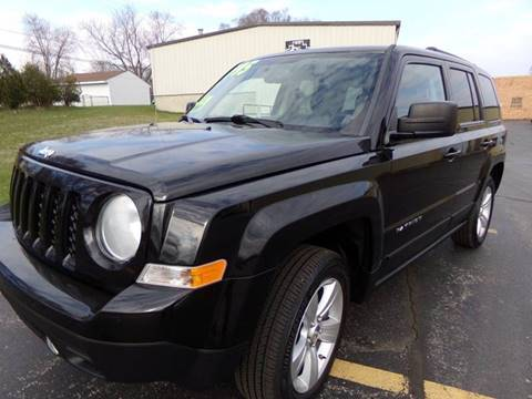 2012 Jeep Patriot for sale in Mchenry, IL
