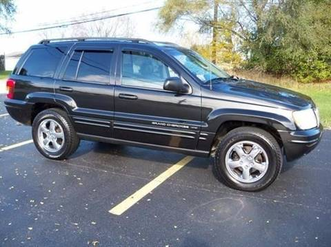 2003 Jeep Grand Cherokee for sale in Mchenry, IL