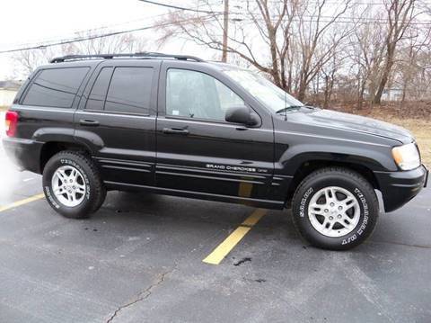 2000 Jeep Grand Cherokee for sale at Rose Auto Sales & Motorsports Inc in Mchenry IL