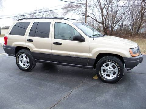 2001 Jeep Grand Cherokee for sale at Rose Auto Sales & Motorsports Inc in Mchenry IL