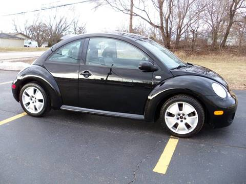 2002 Volkswagen New Beetle for sale in Mchenry, IL