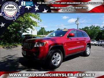 2011 Jeep Grand Cherokee for sale in Oakville, CT
