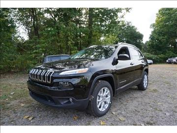 2017 Jeep Cherokee for sale in Oakville, CT