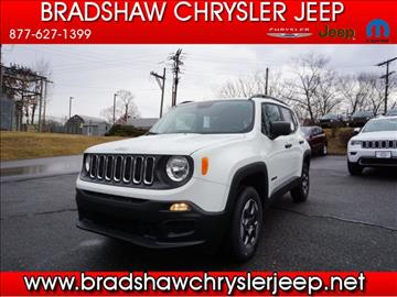 2017 Jeep Renegade for sale in Oakville, CT