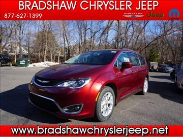 2017 Chrysler Pacifica for sale in Oakville, CT