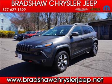 2014 Jeep Cherokee for sale in Oakville, CT