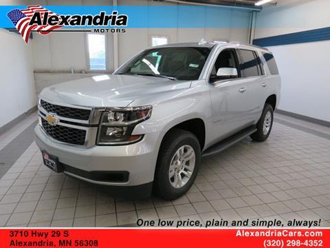2017 Chevrolet Tahoe for sale in Alexandria, MN