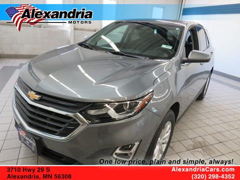 2018 Chevrolet Equinox for sale in Alexandria, MN