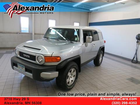 Used Toyota Fj Cruiser For Sale In Minnesota