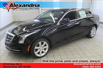 2016 Cadillac ATS for sale in Alexandria, MN