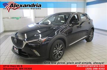 2016 Mazda CX-3 for sale in Alexandria, MN