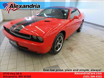 2010 Dodge Challenger for sale in Alexandria, MN