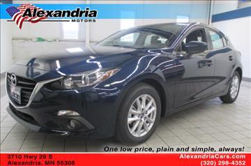 2016 Mazda MAZDA3 for sale in Alexandria, MN