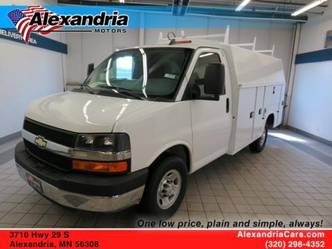 2016 Chevrolet Express Cutaway for sale in Alexandria, MN