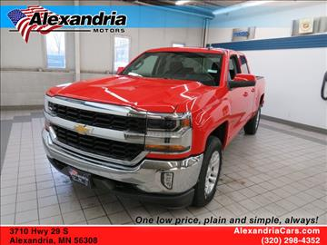2017 Chevrolet Silverado 1500 for sale in Alexandria, MN