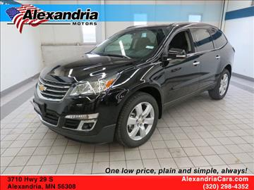 2017 Chevrolet Traverse for sale in Alexandria, MN