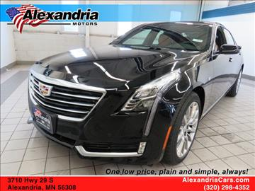 2016 Cadillac CT6 for sale in Alexandria, MN