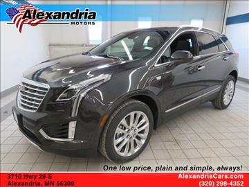 2017 Cadillac XT5 for sale in Alexandria, MN