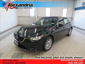 2017 Mazda MAZDA6 for sale in Alexandria, MN