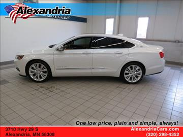 2016 Chevrolet Impala for sale in Alexandria, MN