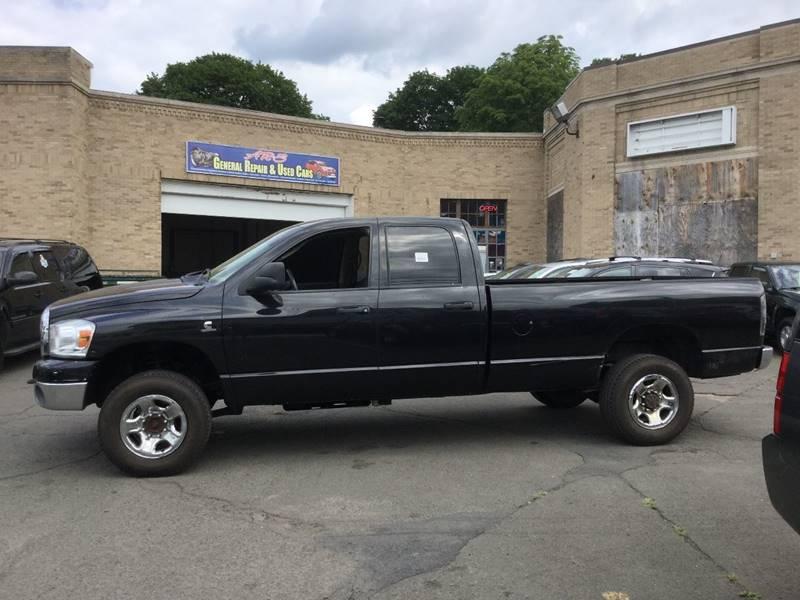 2007 Dodge Ram Pickup 2500 SLT In Danbury CT - AR\'s Used Car Sales LLC
