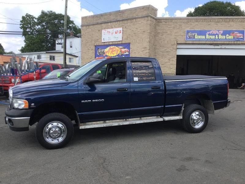 2005 Dodge Ram Pickup 2500 SLT In Danbury CT - AR\'s Used Car Sales LLC