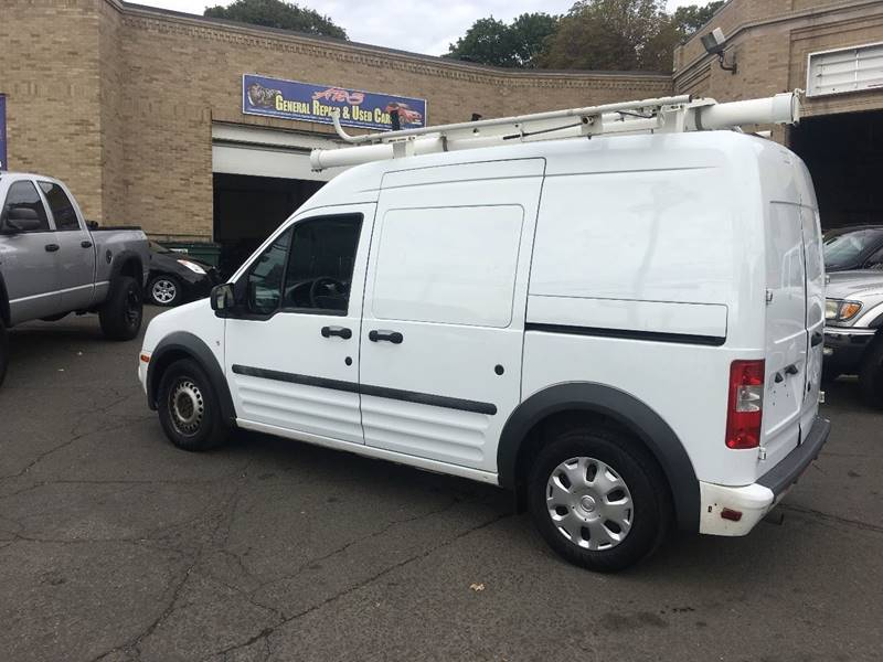 2012 Ford Transit Connect Cargo Van XLT In Danbury CT  ARs Used