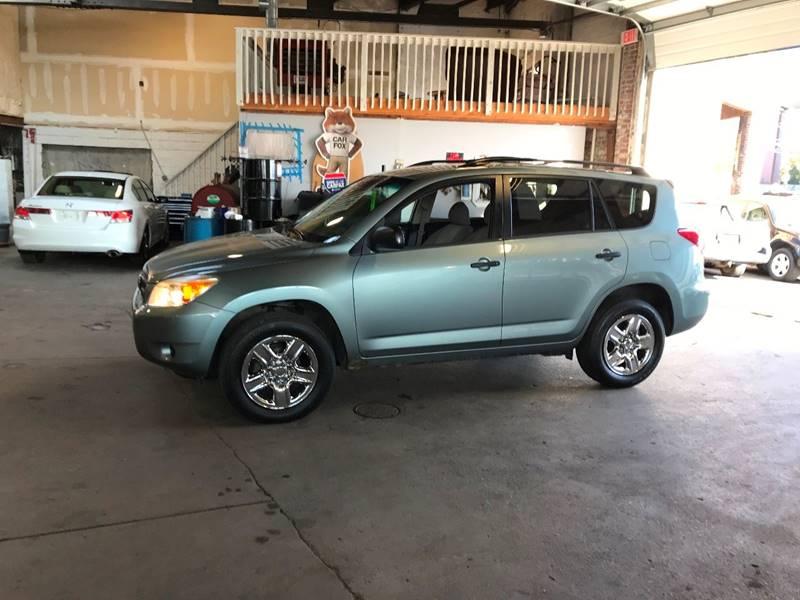 Toyota RAV In Danbury CT ARs Used Car Sales LLC - 2006 rav4