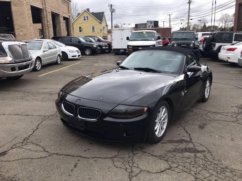 2003 BMW Z4 2.5i In Danbury CT - AR\'s Used Car Sales LLC