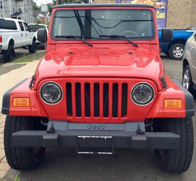 2006 Jeep Wrangler for sale in Danbury, CT
