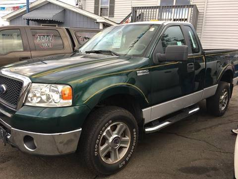 2007 Ford F-150 for sale in Danbury, CT