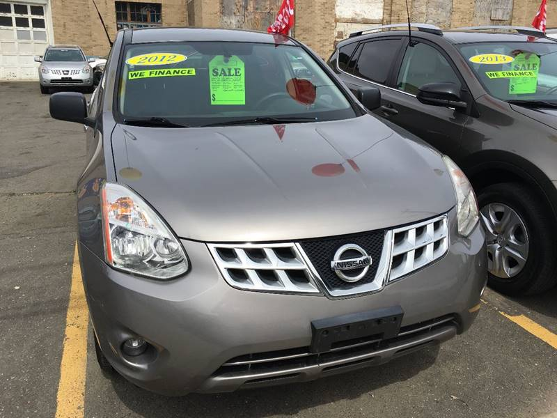 2012 Nissan Rogue For Sale At ARu0027s Used Car Sales LLC In Danbury CT