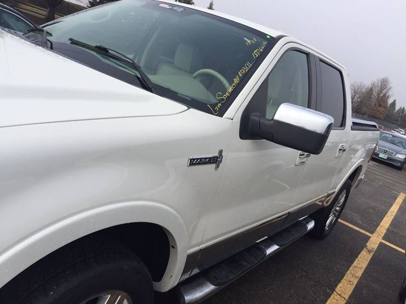 size item full sale new lincoln lt for supercrew s in window truck mark pickup auction