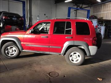 2006 Jeep Liberty for sale in Danbury, CT