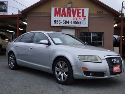 2006 Audi A6 for sale in Mission, TX