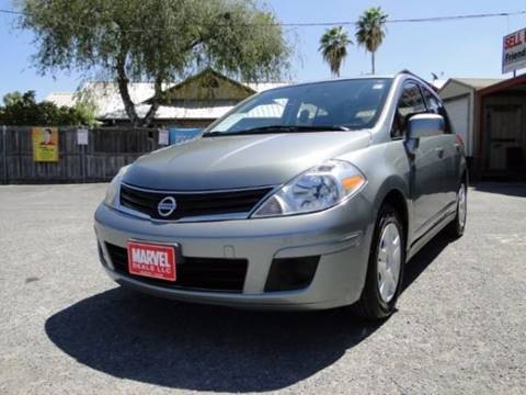 2012 Nissan Versa for sale in Mission, TX