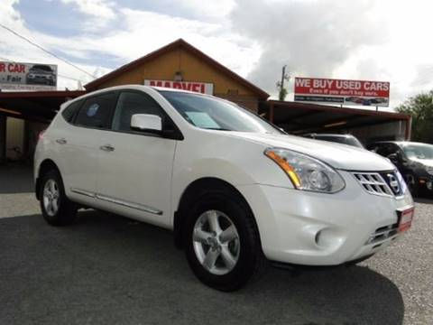 2013 Nissan Rogue for sale in Mission, TX