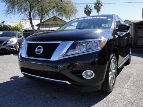 2015 Nissan Pathfinder for sale in Mission, TX