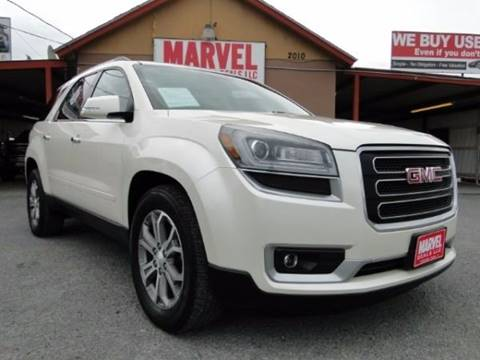 2014 GMC Acadia for sale in Mission, TX